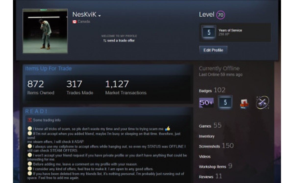 Steam аккаунт - купить быстро ..