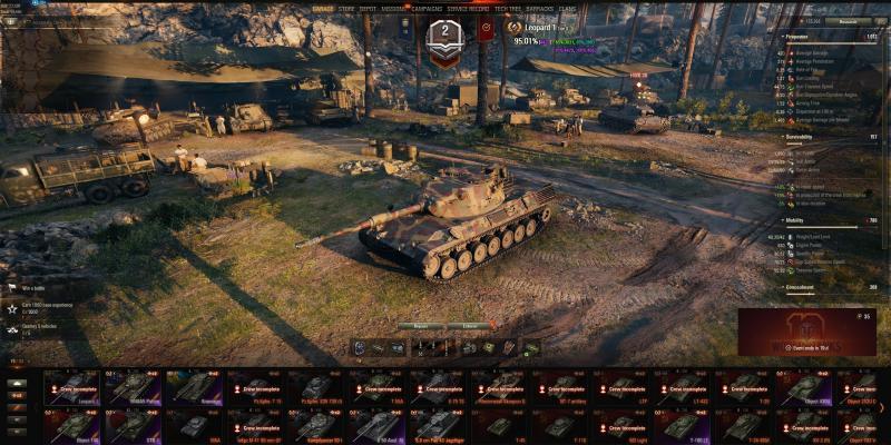 Продается крутой аккаунт с прем. танками в world of tanks!